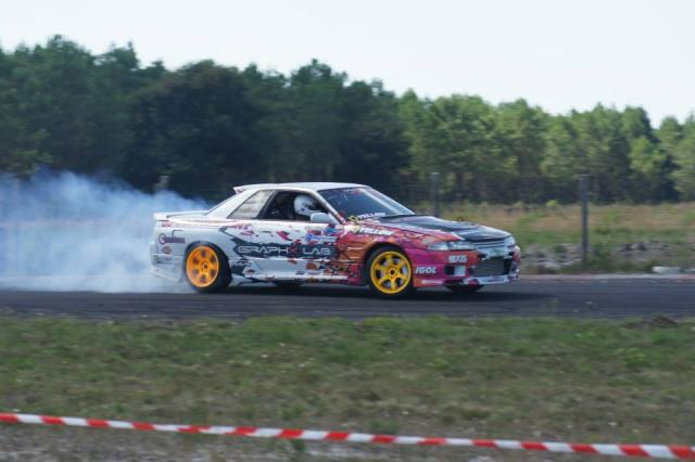 Drift Master à Escource