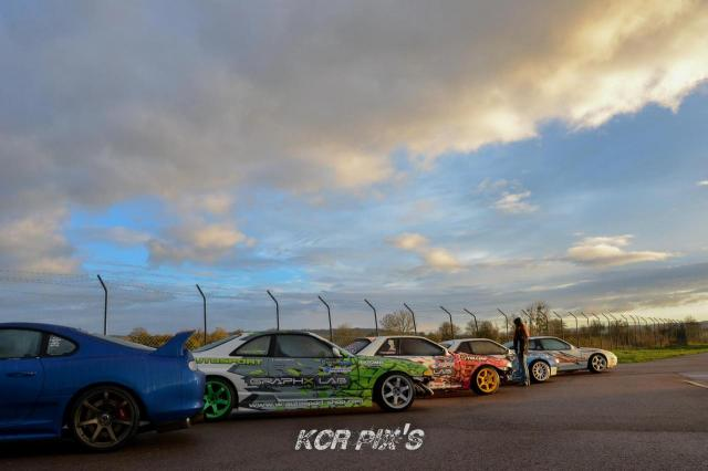 Drift Session - Pouilly en Auxois - 21/22  Novembre