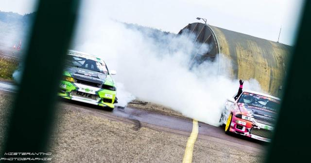 INAUGURATION DIJON AUTO RACING