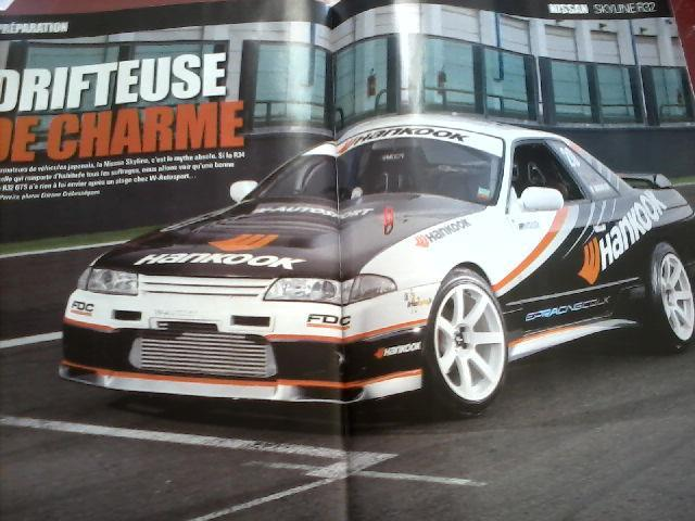 Article de 8 pages dans GTI-Tech magazine Juil/Aout/Sept 2012