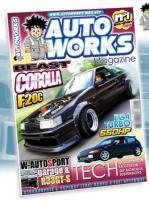 reportage sur W-Autosport dans Autoworks Magazine n°1