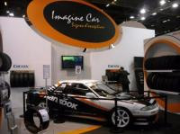 Salon Equip'Auto 2009 - Stand Imagine Car - Box Hankook