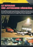 2 pages sur W-Autosport dans Maxi Tuning