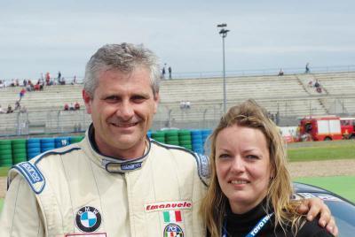 Emanuele Festival, triple Champion de drift d'Italie