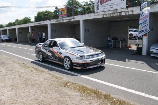 Drift Challenge 2011 round 1 - Circuit de Salbris