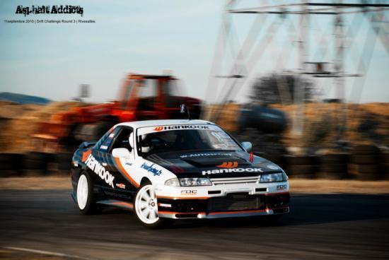 photo de Asphalt Addicts lors du round 3 au Roussillon Motor Show