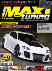 4 pages dans Maxi Tuning Magazine n°156