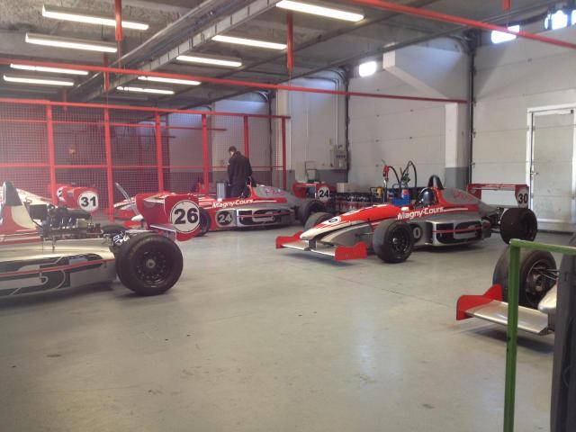 stage LSP Formule 3