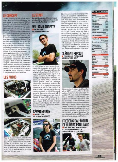 Japan Experience Magazine - Août 2013