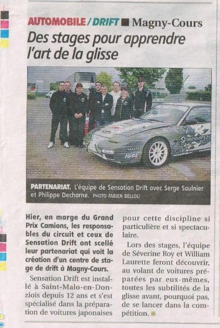 Journal Du Centre GP Camions 30/06/2013