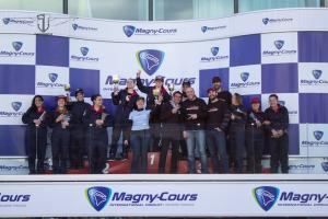 podium round 1 2014